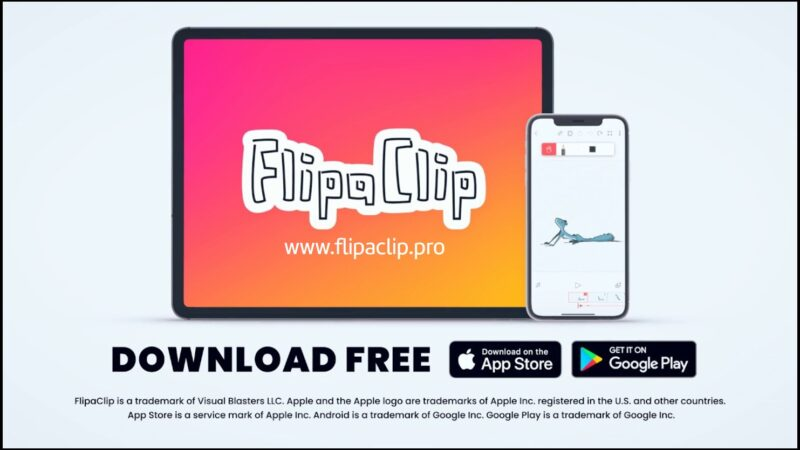 FlipaClip APP Download | Animate your dreams and bring them to life
