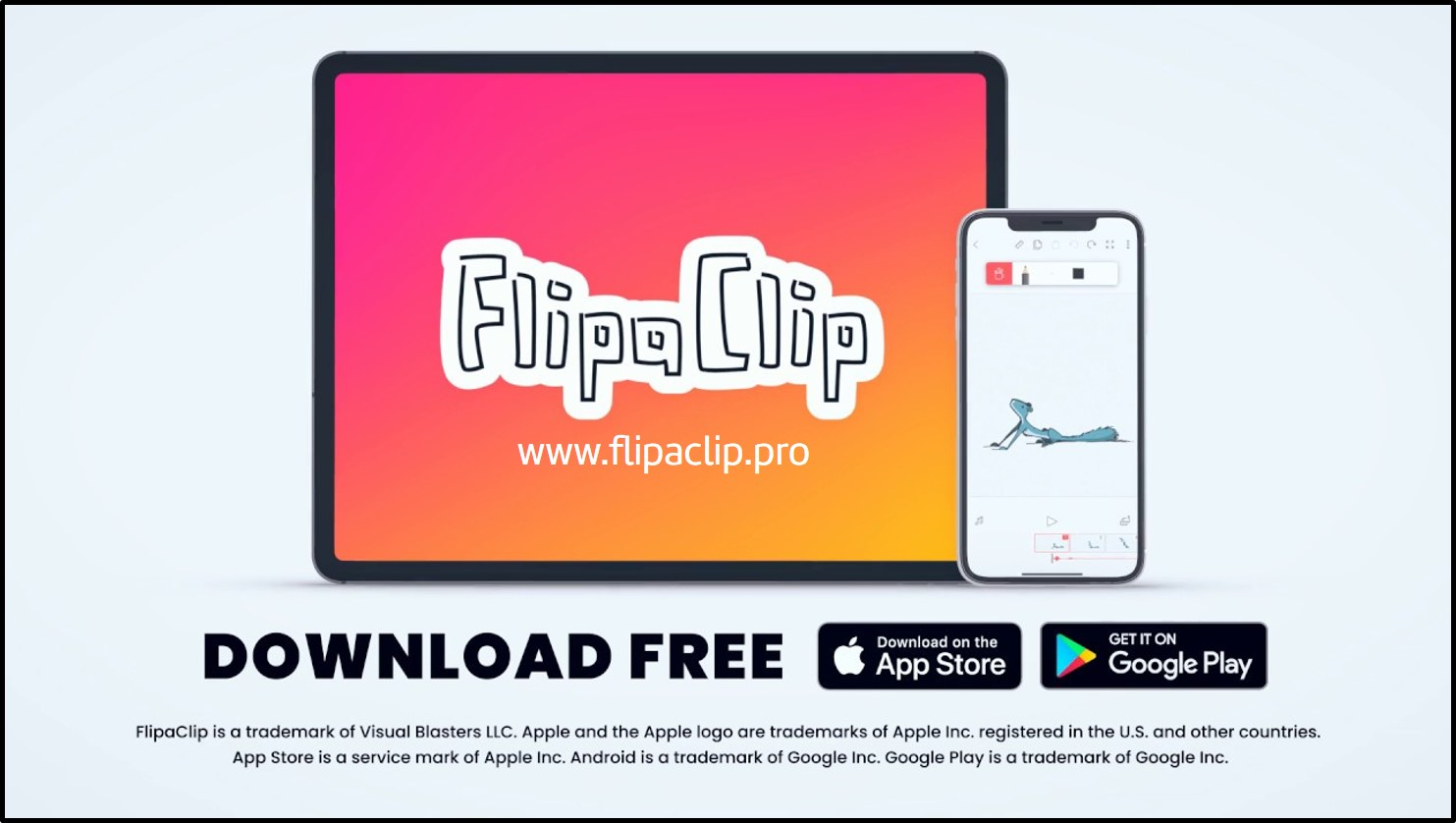 FlipaClip APP Download   Animate your dreams and bring them to life